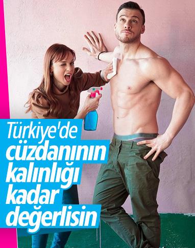 Kerem Bürsin, Türkiye ile Amerika'yı karşılaştırdı