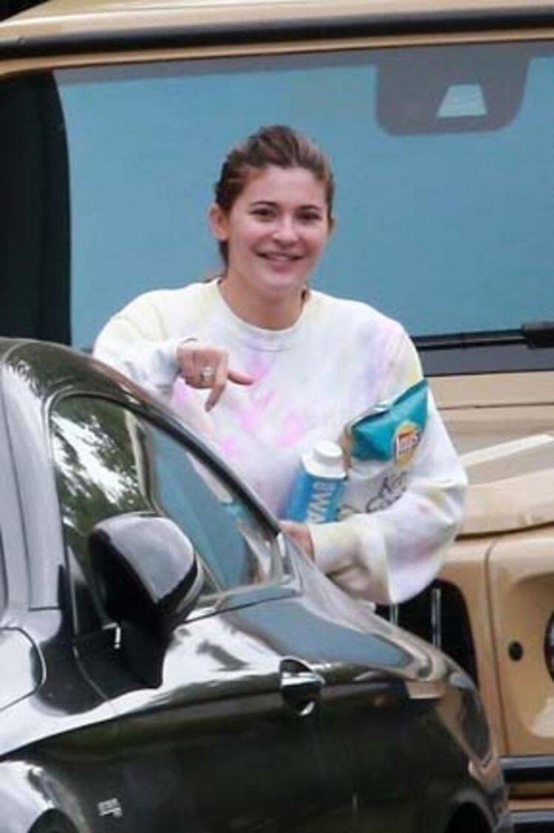 Kylie Jenner: Karantinada çok değiştim