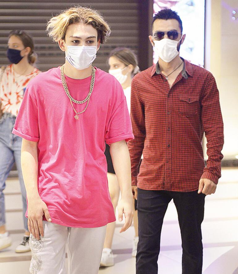 """""""Yerli Justin Bieber"""" olarak tanınan 16 yaşındaki Alper Erözer özel koruma tuttu"""